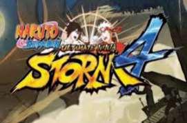NARUTO SHIPPUDEN Ultimate Ninja STORM 4 download torrent